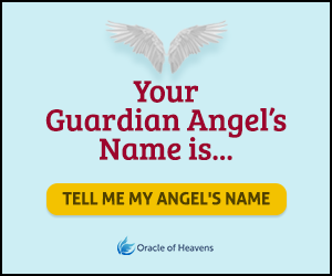 Who is your guardian angel? Click to find out.